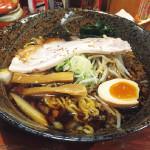 小樽ブラック(黒醤油)750円
