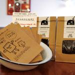 オリジナルブレンドコーヒー「ペコロスとなす」750円/100g