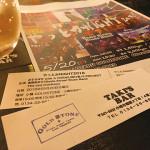 5/20のライブ「やっとかNIGHT」のライブチケット半券で1ドリンクサービス!